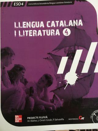 LLENGUA CATALANA I LITERATURA. 4RT. ESO