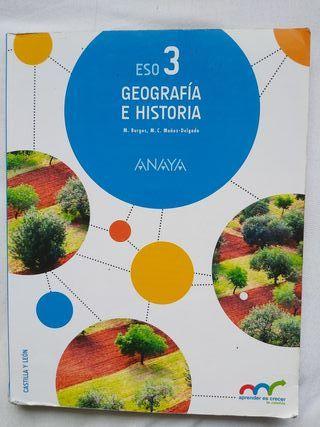 Geografía e Historia 3.º ESO