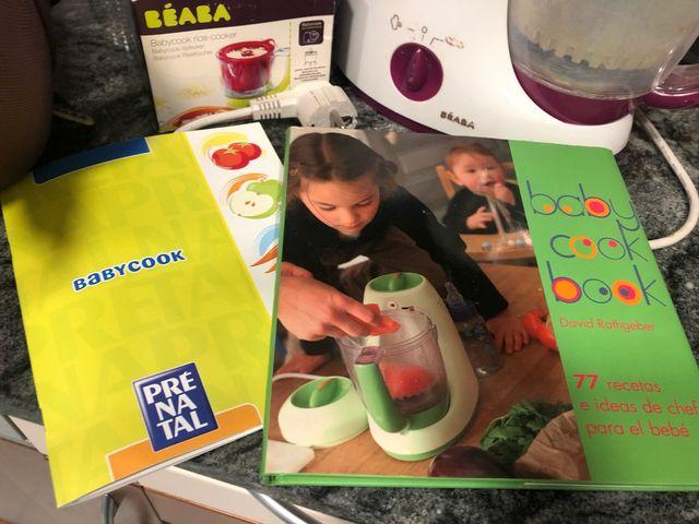 Babycook de Beaba