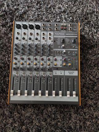 Mesa de mezclas Mackie Tapco mix 220fx