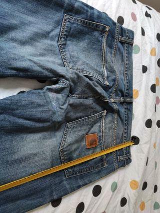 pantalon tejano carhartt
