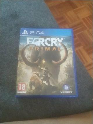 Vendo Juego PS4