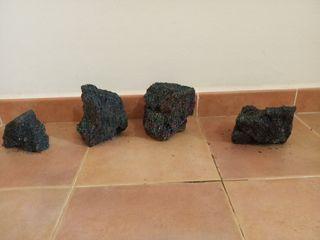 piedras de carborundio
