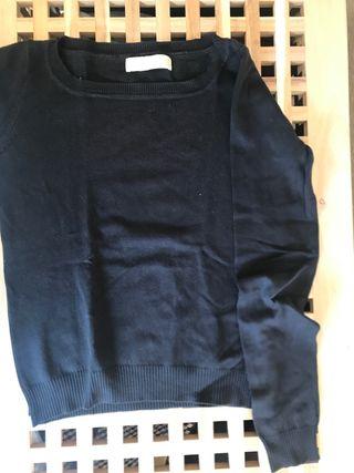 Jersey básico negro