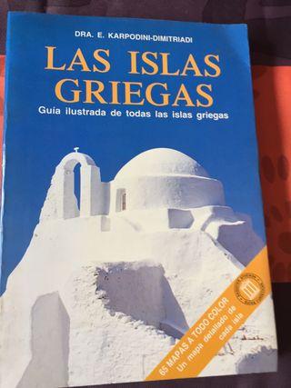 Libro. Las Islas Griegas.
