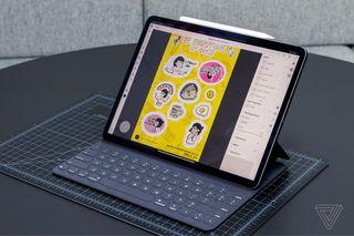 IPad Pro 11 pulgadas +Smart Keyboard