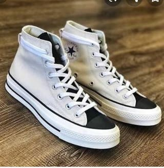 Converse x Fear of God white