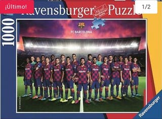 Puzzle FCB 19/20 Ravensburger 1000