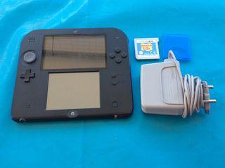 Nintendo 2 DS con TomoDachi Life version compléta