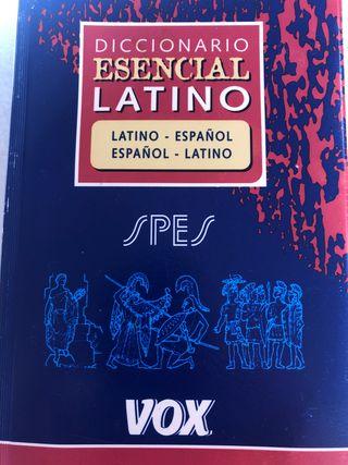 Diccionario vox latin