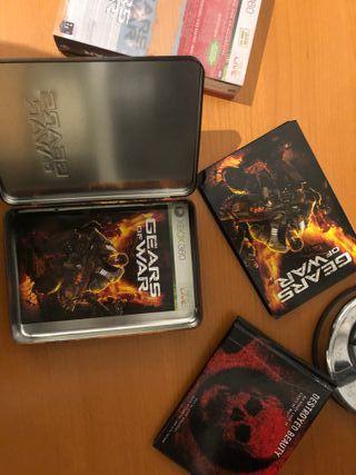 Juego Xbox 360 God of War COLECCIONISTA