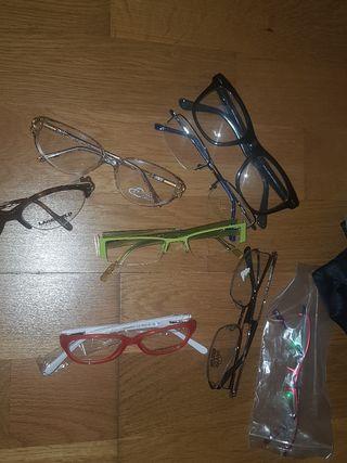 Gafas sin graduar para proteger tus ojos