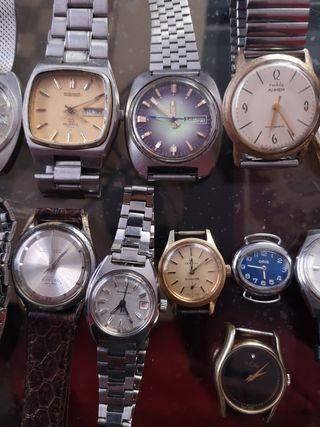 lote de 140 relojes