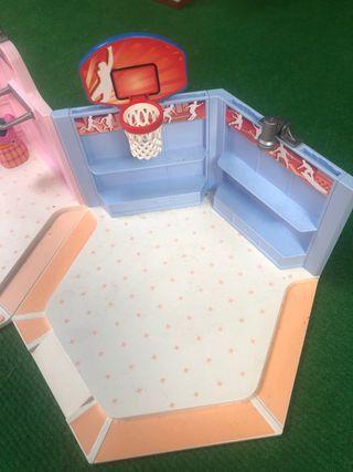 Paseo comercial playmobil