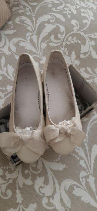 Zapatos niña comunión 32