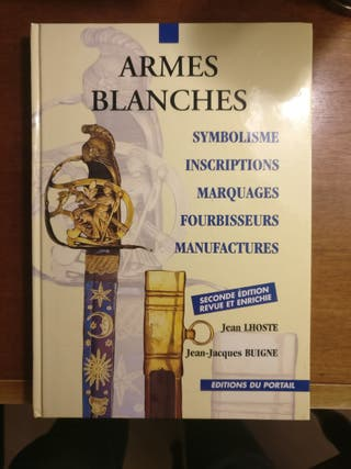 Armes blanches