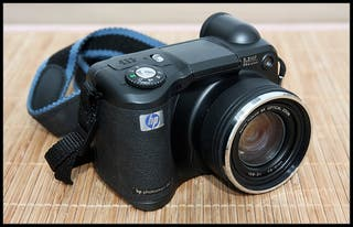 Cámara HP Photosmart 945