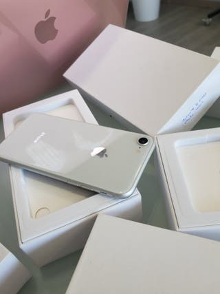 IPHONE 8 GARANTIZADO BLANCO