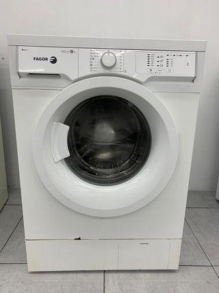 lavadora A+++ 8kg grantia transporte gratis barc