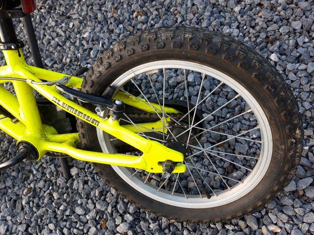 bicicleta de niño-a entre 5 a 7 años