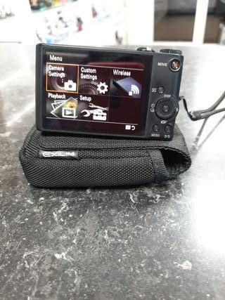 Cámara - Sony DSC-WX350, Wifi+NFC