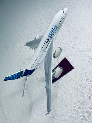 Avión AIRBUS A380