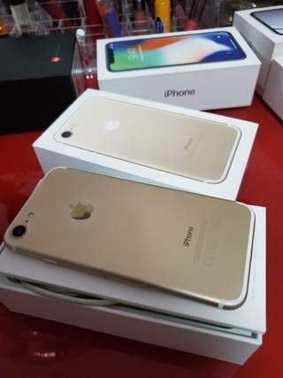 IPHONE 7 ORO 32 GB DORADO