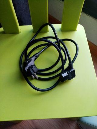 cable alimentacion Xbox360