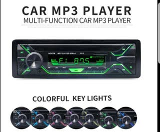 Envio Gratis-Radio Mp3 Ultramoderna con Bluetooth