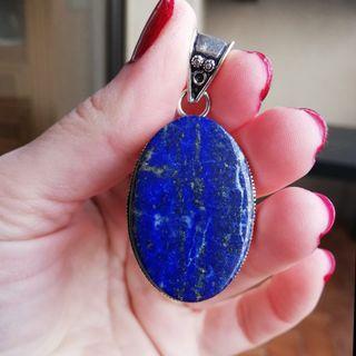 Increíble pieza lapislázuli