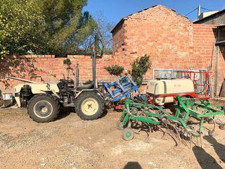 Pascuali 991 E y maquinaria