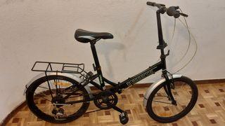 Bici Plegable Urbis B-essence