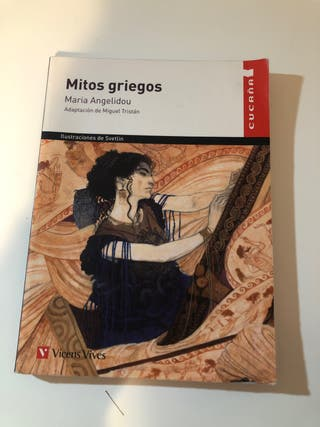 Mitos Griegos libro