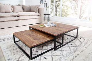 Mesas y sillas para poco espacio