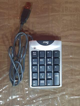 Teclado Númerico USB