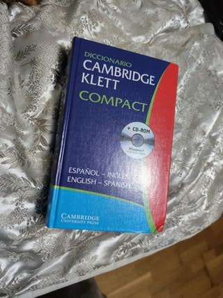 DICCIONARIO CAMBRIDGE KLETT