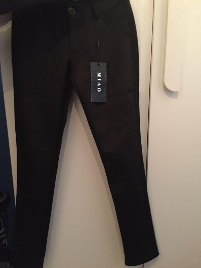 Pantalon negro talla 38