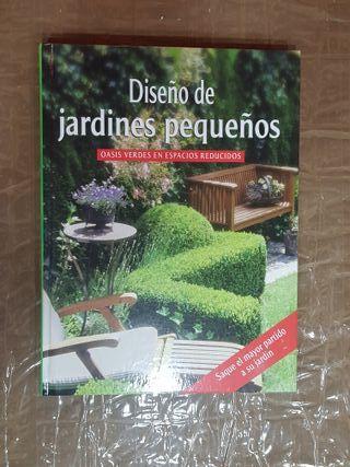 Libro Diseño de Jardines NUEVO