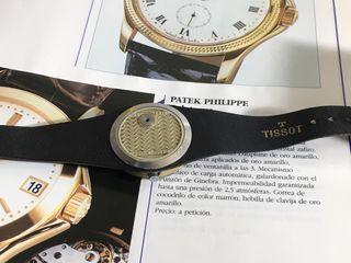 Reloj suizo tissot automático todo original