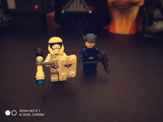 LEGO STARWARS FIRST ORDER