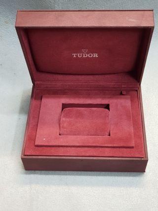 Tudor caja reloj