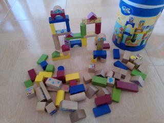 Piezas construcción Lunnis