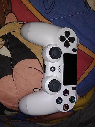 mando PS4 blanco