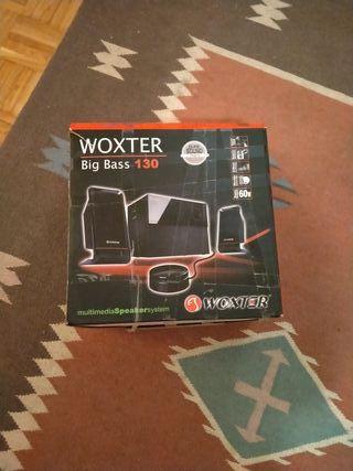 Woxter Big Bass 130