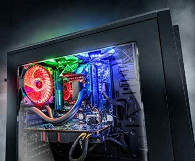Refrigeración Líquida CPU Procesador INTEL AMD