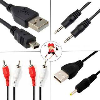 Lote de cables