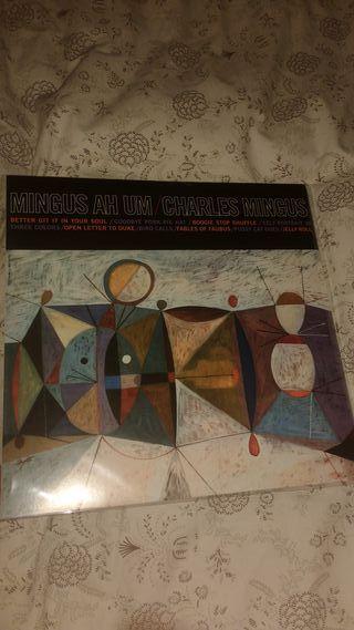 Charles Mingus - Ah Um vinilo