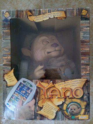 Yano cuenta cuentos + dos cartuchos