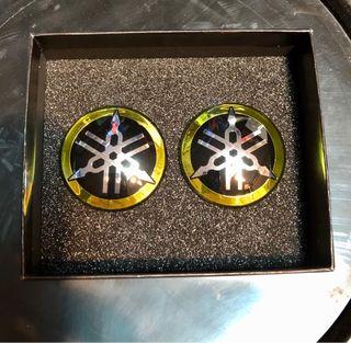 Emblema Yamaha Tmax dorado