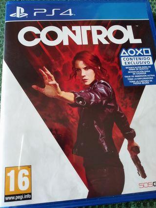 Vendo o cambio juego Control Ps4 PlayStation